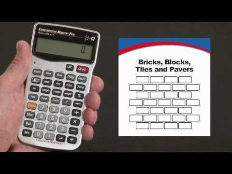 Construction Master Pro - Bricks, Blocks, Tiles and Pavers