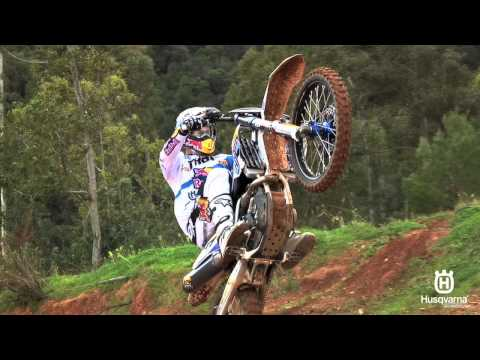 2014 Husqvarna Motocross Factory Racing Teams Introduction