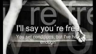 ♥ The All-American Rejects ♦ Can´t Take It (w/ Lyrics) ♥