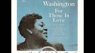 If I Had You - Dinah Washington (1955).