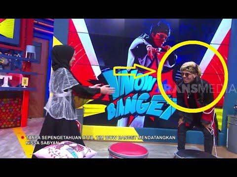 ATTA SALTING KETEMU NISSA SABYAN | WOW BANGET (02/07/19) PART 1
