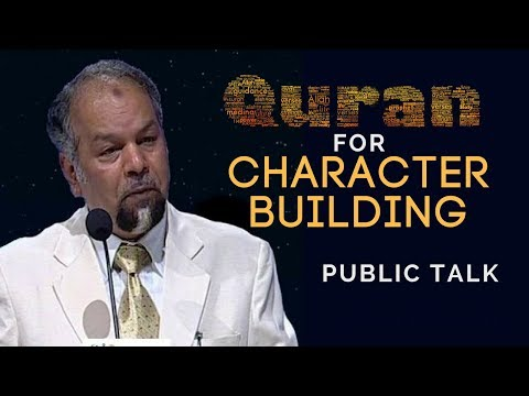 Qur'an for character building