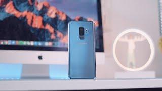 【轻电科技】目前玩吃鸡最流畅的手机 三星 Galaxy S9+评测丨Galaxy S9+ Review