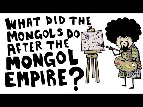 What Did the Mongols Do After the Mongol Empire - SideQuest