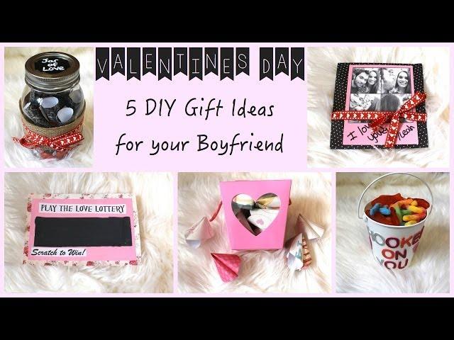 Creative Homemade Gift Ideas Boyfriend 9 Simple Homemade Gift Ideas