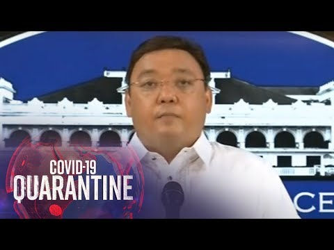 [ABS-CBN]  Presidential Spokesman Roque holds press briefing (5 May 2020)