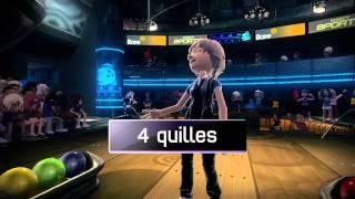 kinect sports xbox 360 bowling 1