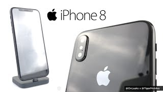 Apple iPhone 8 - Closest Look Yet!