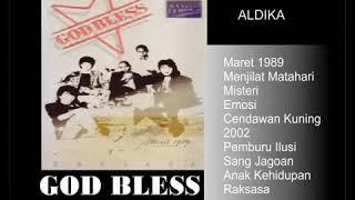 GOD BLESS - RAKSASA 1989 FULL ALBUM