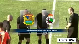 Resumen   Fuenlabrada 0 - 0 Racing De Santander
