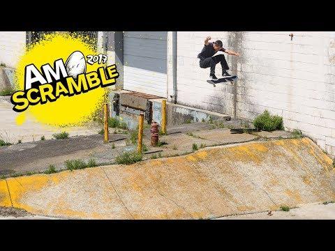 Rough Cut: Mason Silva's Am Scramble Footage