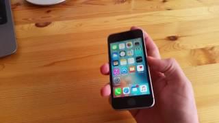 iPhone SE video test (16.05.2016.)