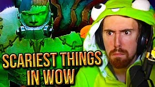 """Asmongold Reacts To The """"Top 10 Scariest Things in World of Warcraft"""" By MadSeasonShow"""