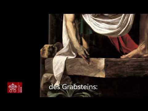 """""""Vatikanische Museen. Caravaggio. Das Weinen und das Licht der Gnade"""""""