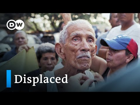 Oil and ruin — exodus from Venezuela | DW Documentary