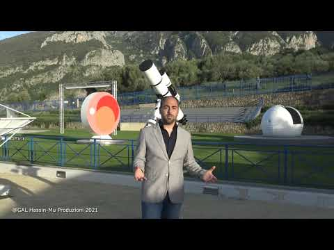 Video tour of GAL Hassin International Center for Astronomical Sciences in Italy