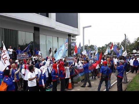 PT Sandratex Bangkrut, SPSI Perjuangkan Hak Pekerja yang Sudah DiPHK dan Meninggal