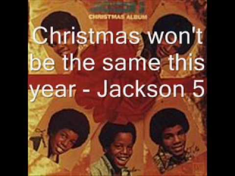 Christmas won't be the same this year - Jackson 5 [HQ]