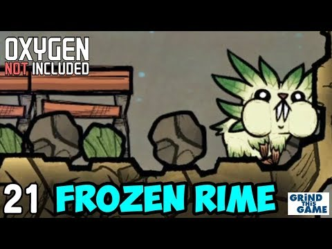 Free Delicious Food on RIME #21 - Oxygen Not Included (Launch Upgrade) [4k]