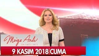 Müge Anlı ile Tatlı Sert 9 Kasım 2018 - Tek Parça