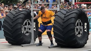 15 Strongest People on the Planet
