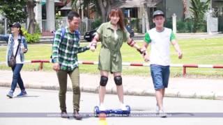 "[SFCAM] Hari chơi hoverboard tại ""Bay cùng Saigon Special"" 16/7/2016"