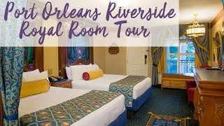 Disneys Port Orleans Riverside Resort Royal Guest Room Tour | Walt Disney World