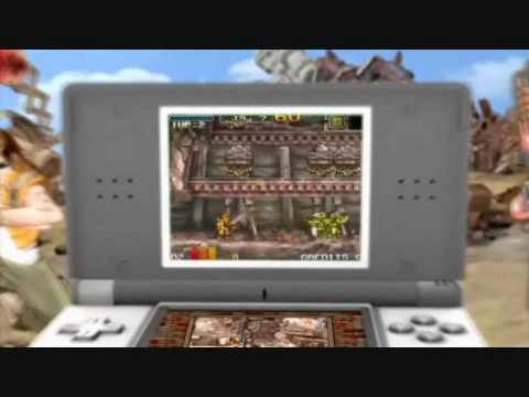 Видео № 0 из игры Metal Slug 7 (Б/У) [DS]