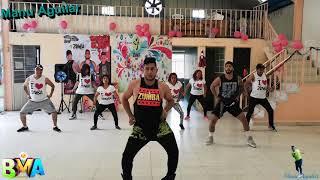 Manu Aguilar--ZUMBA--Dont stop the Pary ZIN 76