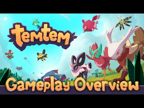 Temtem : Humble Bundle Presents: Temtem - Gameplay Overview & Early Access Announcement