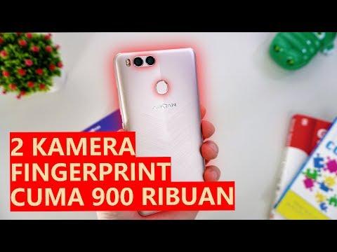 2 KAMERA 900 RIBUAN - Unboxing Advan i5C Lite Indonesia