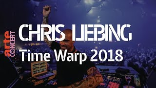 Chris Liebing - Live @ Time Warp Festival 2018