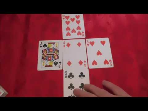General Reading Using Playing Cards.