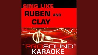 Superstar (Karaoke Instrumental Track) (In the Style of Ruben Studdard (Carpenters)
