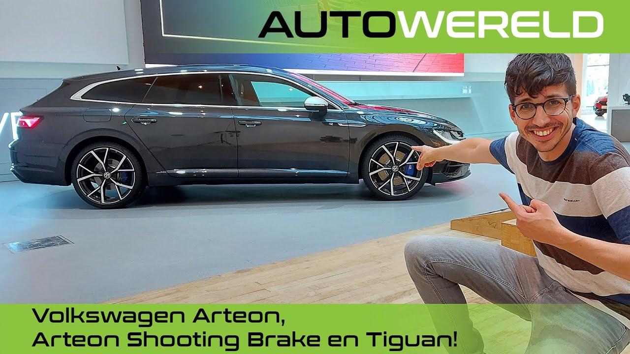 Volkswagen Tiguan/Arteon/Arteon Shooting Brake met Andreas Pol