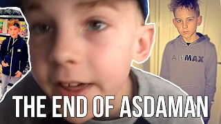 THE END OF ASDA MAN