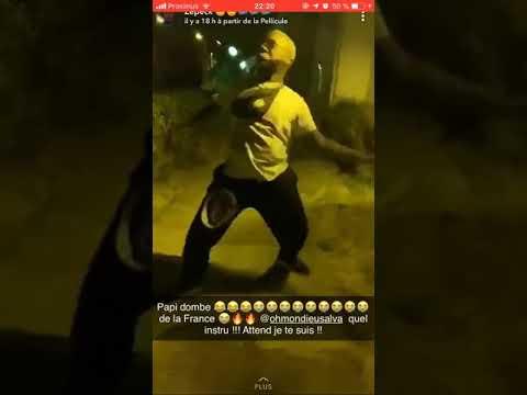 OhmondieuSalva et Zepeck Nouvel Danse le feu 🔥 instru de Malade!!! Rdc Congo Tokoss sur Coach Fitness
