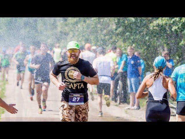 Ангарчане готовятся к триатлону