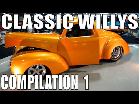 THE CLASSIC WILLYS COMPILATION 1