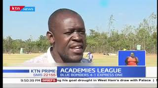 Juniors Academies League rolls out
