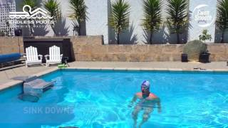 Learn to relax your swimming