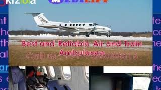 Unbelievable Air Ambulance in Guwahati with Doctors