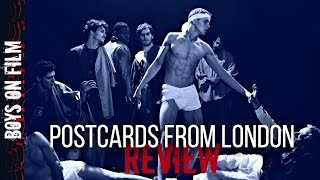 MOVIE REVIEW: Postcards From London starring Harris Dickinson