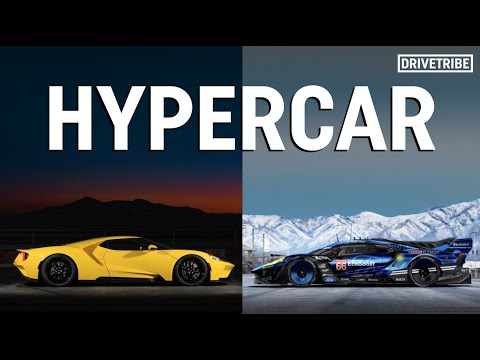 H​ow to turn the Ford GT into a hypercar