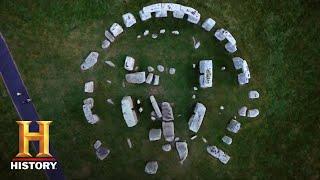 Ancient Aliens: EXTRATERRESTRIAL COMMUNICATION AT STONEHENGE (Season 14) | History