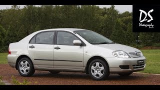 Photoshop CC - Virtual Car Tuning - Toyota Corolla