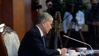 А.Атамбаев: Я не удивлюсь, если следующим президентом станет Бабанов или Торобаев