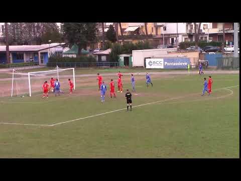 immagine di anteprima del video: PONTASSIEVE - BIBBIENA 3-1