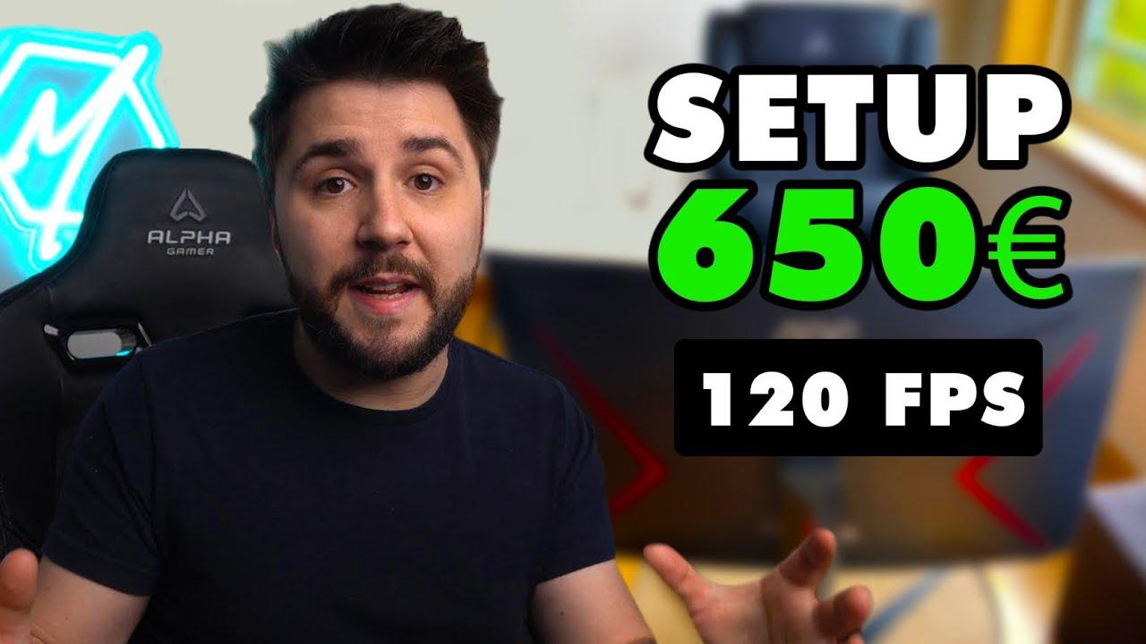 Neste vídeo mostro-vos um possível setup barato ma...