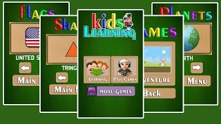 Education Game For Kids – Buildbox Template